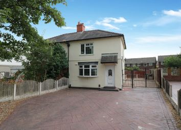Thumbnail 2 bedroom semi-detached house for sale in Wood Avenue, Wednesfield, Wolverhampton