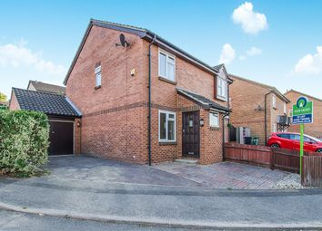 Thumbnail 2 bed semi-detached house to rent in Ravens Dane Close, Downswood, Maidstone