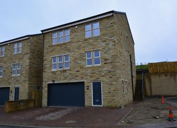 Thumbnail 5 bed detached house for sale in Laund Croft, Salendine Nook, Huddersfield