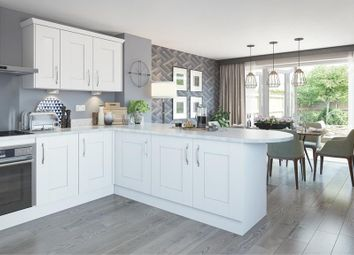 """Thumbnail 4 bedroom terraced house for sale in """"Violet"""" at Louisburg Avenue, Bordon"""