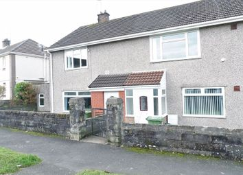 Thumbnail 2 bedroom flat for sale in Heol Illtyd, Llantrisant, Pontyclun