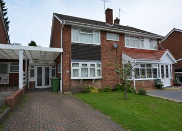 Thumbnail 3 bed semi-detached house to rent in Pencombe Drive, Wolverhampton