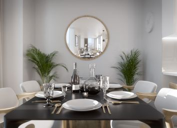 Thumbnail 2 bed flat for sale in Michigan Avenue, Manchester