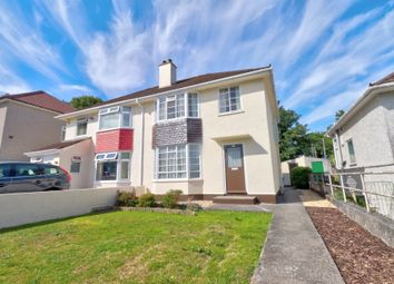 3 bed semi-detached house for sale in Melrose Avenue, Plymouth PL2