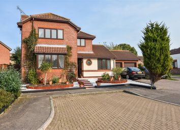 Thumbnail 5 bed detached house for sale in Thistledown, Highwoods, Colchester, Essex