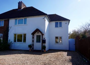 Thumbnail 3 bed semi-detached house for sale in The Causeway, Royston