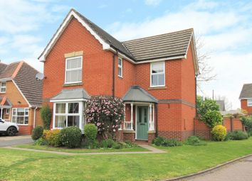 Thumbnail 3 bed detached house for sale in Malvern Place, Hereford