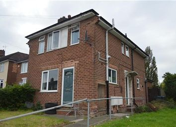 Thumbnail 1 bed maisonette to rent in Queens Road, Yardley, Birmingham