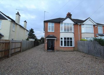 Thumbnail 4 bed property for sale in Foxhall Road, Ipswich