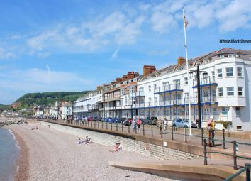 Thumbnail 1 bedroom flat for sale in The Esplanade, Sidmouth