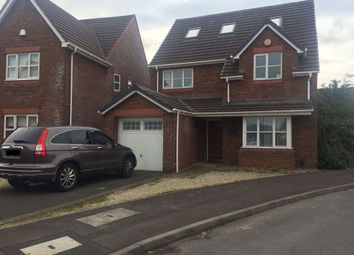 Thumbnail 5 bed detached house for sale in Downend, Bristol