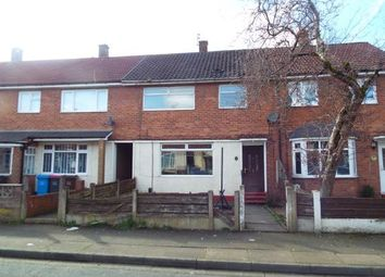 Thumbnail 3 bedroom terraced house for sale in Dunster Avenue, Clifton, Swinton, Manchester