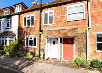 Thumbnail 3 bed terraced house for sale in Temple, Marlow