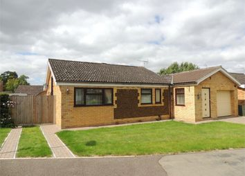 Thumbnail 2 bedroom detached bungalow for sale in Howdale Rise, Downham Market