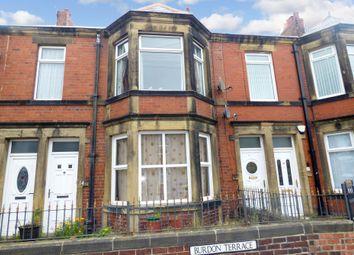 Thumbnail 3 bed flat for sale in Burdon Terrace, Bedlington
