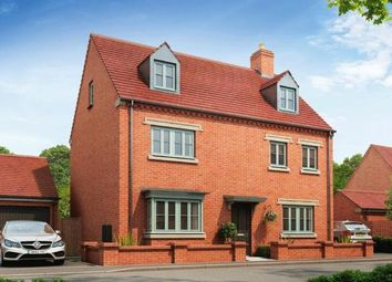 Thumbnail 5 bedroom detached house for sale in The Brackens, Radstone Fields, Halse Road, Brackley