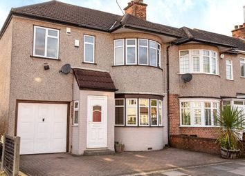 Thumbnail 4 bed end terrace house for sale in Dawlish Drive, Ruislip, Middlesex