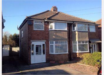 Thumbnail 3 bed semi-detached house for sale in Cooks Lane, Kingshurst