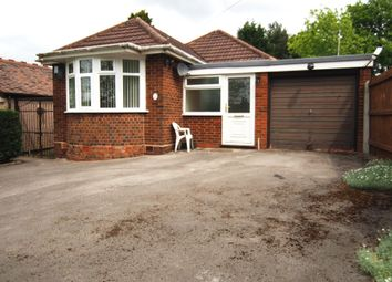 Thumbnail 4 bed detached bungalow for sale in Hillyfields Road, Erdington, Birmingham