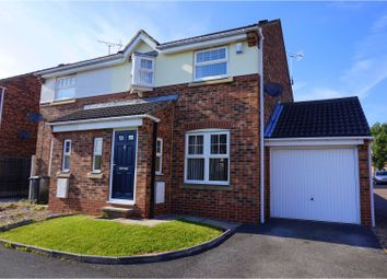 Thumbnail 3 bedroom semi-detached house for sale in Grange Park Close, Allerton Bywater