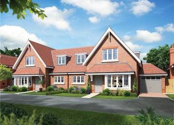 Thumbnail 3 bed semi-detached house for sale in Claremount Gardens, Epsom