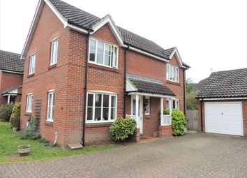 Thumbnail 4 bed detached house to rent in Civray Avenue, Downham Market