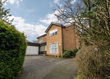Thumbnail 4 bedroom detached house for sale in Arlington Drive, Nottingham