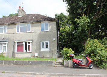 Thumbnail 1 bedroom flat for sale in Dryburgh Crescent, Plymouth