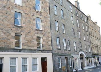 Thumbnail 4 bed flat to rent in St. Leonards Street, Edinburgh