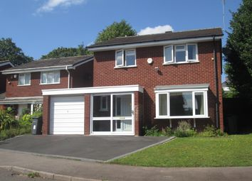 4 bed detached house to rent in West Green Close, Edgbaston, Birmingham B15