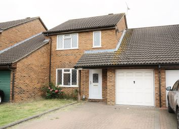 Thumbnail 4 bed detached house for sale in Elveden Close, Lower Earley, Reading