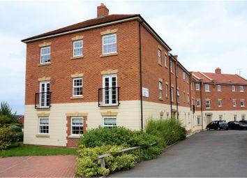 Thumbnail 2 bed flat for sale in Eden Walk, Bingham, Nottingham