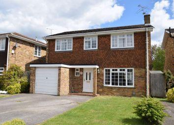 Thumbnail 4 bed detached house for sale in Denham Walk, Chalfont St. Peter, Gerrards Cross