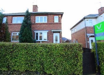 Thumbnail 2 bed semi-detached house to rent in Laburnum Road, Darlington