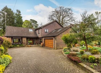 Thumbnail 5 bedroom detached house for sale in Oakleigh Court, Station Road West, Oxted