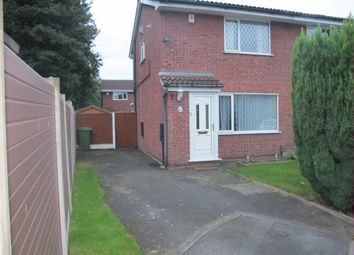 Thumbnail 2 bed semi-detached house for sale in Tenby Close, Callands, Warrington