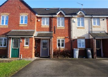 Thumbnail 3 bed mews house for sale in Bleadale Close, Wilmslow