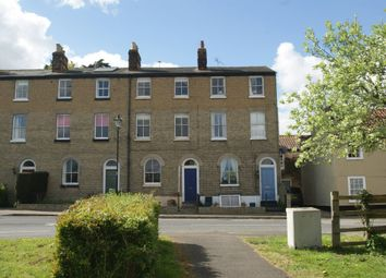 Thumbnail 3 bedroom town house for sale in The Limes, London Road, Halesworth