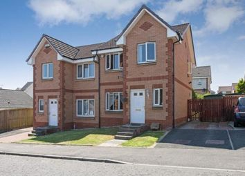 Thumbnail 3 bed semi-detached house for sale in Glenmuir Crescent, Glasgow, Lanarkshire
