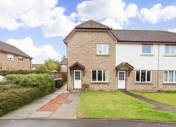 Thumbnail 2 bed end terrace house for sale in 74 Gogarloch Syke, South Gyle, Edinburgh