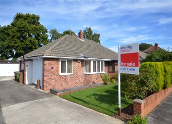 Thumbnail 2 bed bungalow for sale in Woolgreaves Drive, Wakefield, West Yorkshire