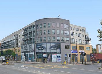 Meridian Point, Creek Road, Deptford, London SE8. 3 bed flat