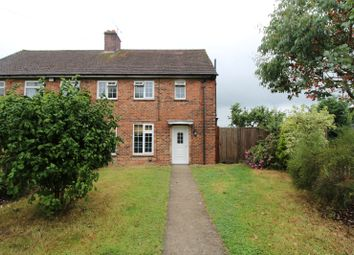 Thumbnail 4 bed semi-detached house for sale in Hillfield Road, Dunton Green, Sevenoaks