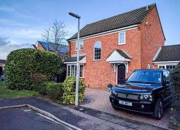 Thumbnail 4 bed detached house for sale in Ely Croft, Biggleswade, Bedfordshire, .