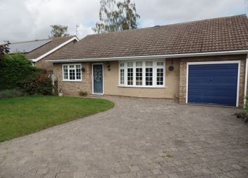 Thumbnail 3 bed bungalow to rent in Malham Close, Lincoln