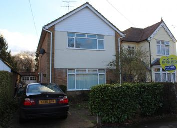 Thumbnail 3 bed detached house for sale in Station Road East, Ash Vale