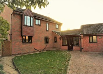 Thumbnail 4 bed detached house for sale in Lacey Green, Balderton, Newark