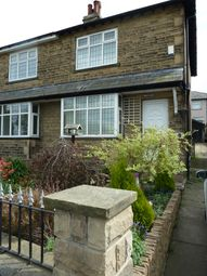 Thumbnail 2 bedroom semi-detached house to rent in Lower Edge Road, Elland