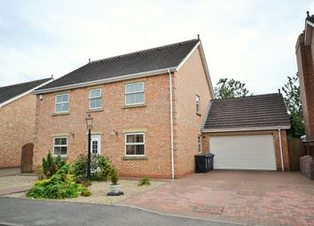 Thumbnail 4 bed detached house to rent in St. Johns Mews, Burnhope, Durham