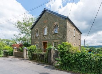 Thumbnail 5 bedroom detached house for sale in Garth Hill, Gwaelod-Y-Garth, Cardiff, Glamorgan.